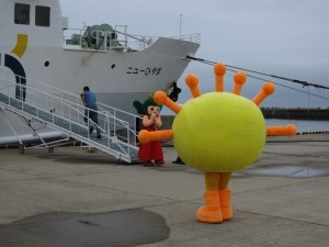 うにまるイベント2009(出迎え) 002