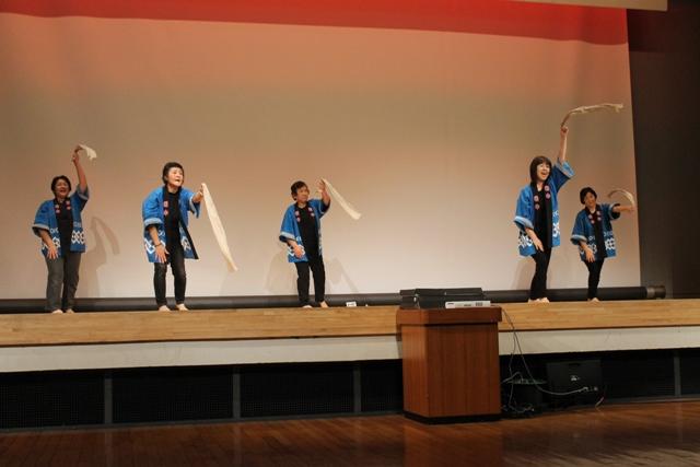 奥尻町女性三団体合同交流会が開催されました!tags[北海道]